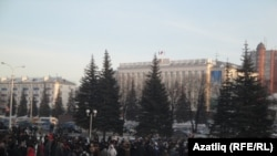 10 декабрь, Уфа, Ленин мәйданы
