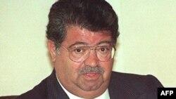 Тургут Озал на пресс-конференции, 4 мая 1991