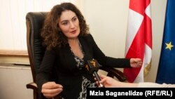 Ketevan Tsikhelashvili