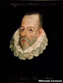 Elif Şafakın ən çox sevdiyi yazıçılardan biri Migel De Servantes