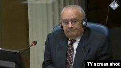 Borislav Bogunović, svedok na suđenju