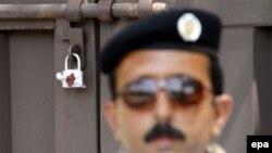 Закритий поліцією офіс організації «Врятуймо дітей» в Ісламабаді, фото 12 червня 2015 року