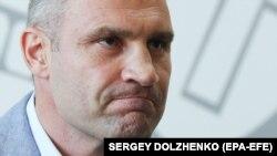 Міський голова Києва Віталій Кличко