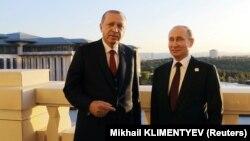 Ռուսաստանի և Թուրքիայի նախագահները, արխիվ