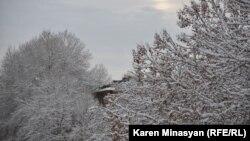 Ձյուն Երևանում, արխիվ