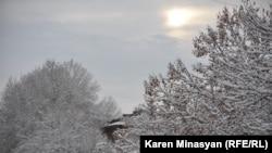 Ձյուն Հայաստանում, արխիվ