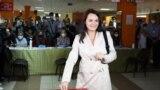 Сьвятлана Ціханоўская