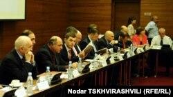 Главы диппредставительств и консульских служб Грузии за рубежом