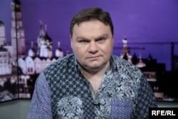 Журналист Александр Плющев