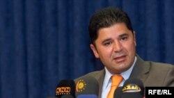 منسق حكومة إقليم كردستان العراق لشؤون الأمم المتحدة ديندار زيباري