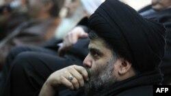 Иракский шиитский священнослужитель Моктада ас-Садр.