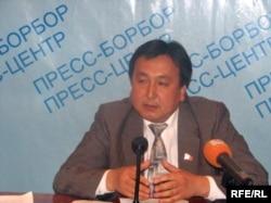 Асылбек Жээнбеков, 2009-жылдын 25-февралы.
