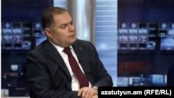 Депутат фракции РПА Ованнес Саакян (архив)
