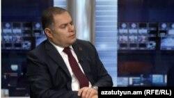 ՀՀԿ խմբակցության պատգամավոր Հովհաննես Սահակյան