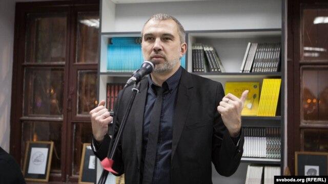Выступае Альгерд Бахарэвіч