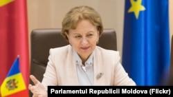 Președinta Parlamentului, Zinaida Greceanîi (foto arhivă 2019)