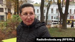 «Це наша земля. Я сама звідти і втратила там сина. Втратила тільки через те, що він – українець»