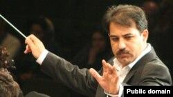 پيمان سلطانی رهبر ارکستر ملل در تهران