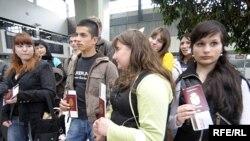 Mladi bez roditeljskog staranja uoči trodnevne posete Beču, fotografije: Vesna Anđić