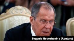 Serghei Lavrov, ministrul de externe al Federației Ruse