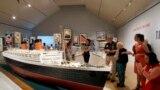 Выставка Эра лайнеров в Салеме