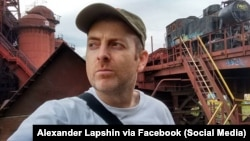 Belaruslu bloqqer Alexandr Lapshin