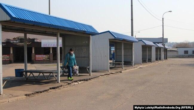Автостанция Бахмута
