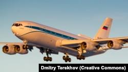 Воздушный командный центр ФСБ Ил-96-ВПУ
