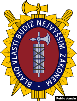 Знак чешской Национальной фашистской общины