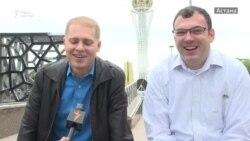 Иностранцы, выучившие казахский