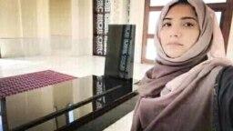 Prominent Afghan women's rights activist Freshta Kohistani was gunned down in Kapisa Province in December.