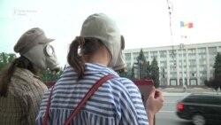 """""""Vrem aer curat!"""": de Ziua Mondială a Mediului, la Chișinău"""