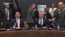 Северна Македонија на иста маса со НАТО