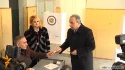Грант Багратян голосует за «новую Армению»