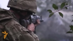 Fighting In The Donetsk Region Despite The Cease-Fire