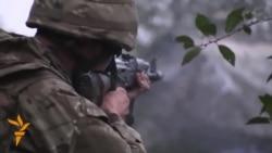 11-й батальон территориальной обороны Украины под Дебальцево