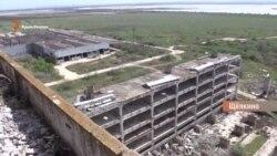 30 лет спустя: Крымская АЭС в Щелкино (видео)