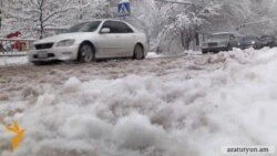 «Սանիտեկ»-ը խոստանում է Երևանի փողոցները մաքրել 2-3 օրում