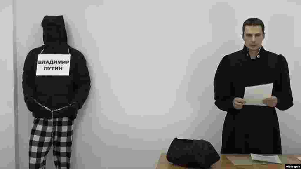 РУСИЈА - Судот во рускиот град Самара го прогласи активистот за граѓански права, Карим Јамадаев, за виновен, но потоа изјави дека треба да биде ослободен откако помина повеќе од една година во притвор за делото исмевање на рускиот претседател Владимир Путин и двајца негови блиски соработници на Интернет. На 4 март, Централниот окружен воен суд го прогласи Јамадаев за виновен за јавно поттикнување тероризам и навреда на властите и му нареди да плати казна од 300.000 рубли (4.000 УСД).