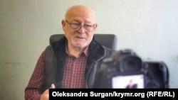 Шевкет Кайбуллаев, главный редактор газеты «Авдет»