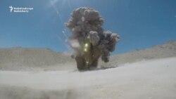 Afghan Demining Effort Hit By Layoffs