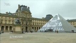 У Люўры рыхтуюцца ратаваць «Мону Лізу»