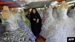Trgovina vjenčanica, Iran
