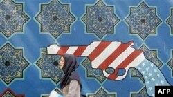 یک از دانشجویان برنامه آمریکا شناسی می گوید: آمریکا یکی از مسایل اصلی مردم در ایران است.