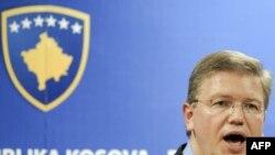 Štefan File na Kosovu