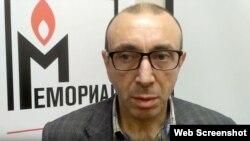 """Султанхан Ибрагимов в ПЦ """"Мемориал"""""""