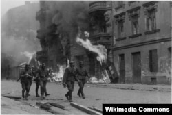 سربازان اساس در گتوی ورشو