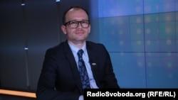 Министр юстиции Украины Денис Малюська