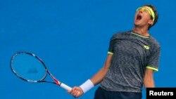 Tenisti nga Uzbekistani, Denis Istomin.