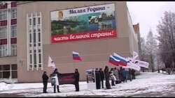 В Кирове прошла акция памяти оппозиционного политика Бориса Немцова